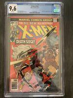 X-Men #103 CGC 9.6 NM+ WP 1st Logan Chris Claremont Dave Cockrum HOT HTF RARE