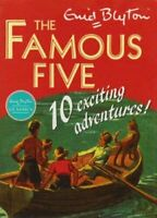 The Famous Five - 10 Book Classic Collector's Set by Enid Blyton