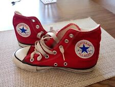 Vintage Shoes Converse All Star Mens Size 4 Classic Chuck Taylor made in Usa