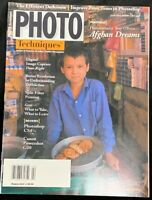 Photo Techniques Magazine January/February 2009 Afghan Dreams