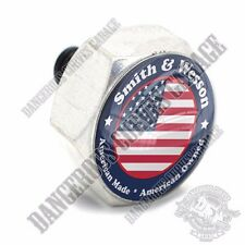 Polished Billet Hex Air Cleaner Cover Bolt Twin Cam Touring - SMITH & WESSON USA