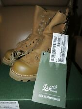 New listing Danner Usmc Rat Mojave Hot Weather Boots 8M Nwt 15676