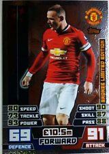 Single-Insert 2014 Season Soccer Trading Cards
