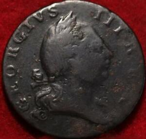 1773 Virginia Colonial Cent