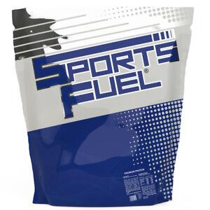 Sports Fuel Premium Whey Protein Powder & Casein Blend 1kg - 5kg Shake Drink 80%