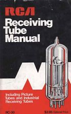 RCA RECEIVING TUBE MANUAL RC-30 1975 PDF