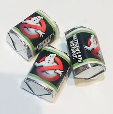GHOST BUSTERS GHOSTBUSTERS GLOSSY HERSHEY NUGGET WRAPPERS BIRTHDAY PARTY FAVORS