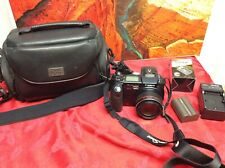 Canon PowerShot Pro1 8.0MP Digital Camera with 'L' lens - Black -Works w/casewor