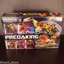 Takara Transformers Japanese G1 Predaking 2010 Giftset MIB