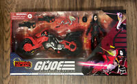 GI Joe Classified BARONESS Target Exclusive w/COBRA COIL Cobra Island #13 MINT.
