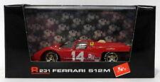 Voitures miniatures de tourisme Brumm pour Ferrari 1:43