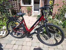 Electric bike TDL6130 EBIKE 700C-36V-10AH Lithium-Battery