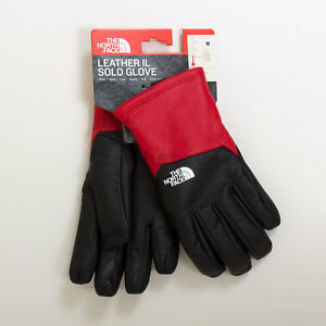 Supreme FW17 The North Face Leather Gloves bag waist cap logo camp box