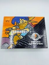 Shuffle Grand Prix Racing Card Game By Bicycle 2-4 Players New Sealed