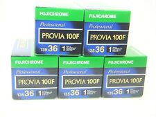 5 x FUJICHROME PROVIA 100F 35mm 36 EXP CHEAP SLIDE FILM by 1st CLASS ROYAL MAIL