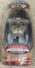 Star Wars Titanium 2008 RARE Snowspeeder Variant  - NEW -SEALED