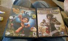 Prince of persia  and tak 2: The Staff of Dreams (Nintendo GameCube
