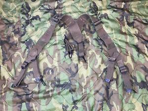 Original WW2 era US Army M1944 Field Suspenders BOYT 1945 WWII