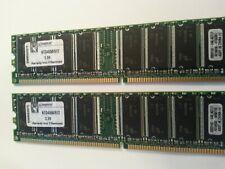 **** KINGSTON  512MB DDR1 RAM PC2700 333 mhz KTD4550/512 ****