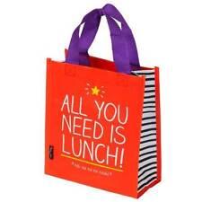 Contenitori in plastica rossa per il pranzo