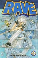 manga STAR COMICS RAVE  numero 12