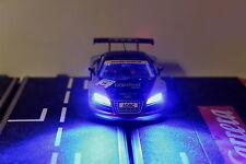 LED Carrera Digital Beleuchtung blau/rot mit Stecker ohne Löten (neuer style2)