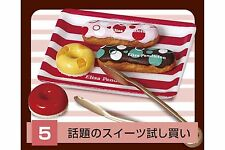 Re-ment Petit Sample Ekinaka Sweets Cake Dount Cake Bread - No.5