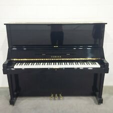 More details for yamaha u3 ux upright piano 5 year guarantee around 35 years old