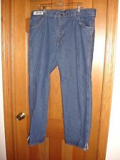 Armorex by Unifirst FR men's jeans size 42 x 30 USED WORN EUC