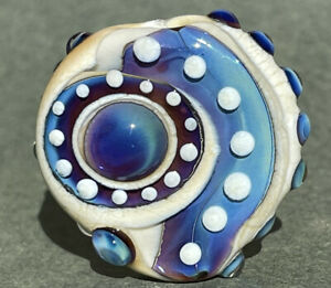 Handmade Lampwork Focal Bead ~ Destiny ~ By Soul Of Glass SRA