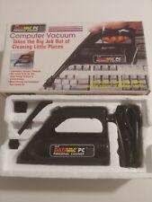 Vintage Metro DATAVAC PC Personal Cleaner Computer Vacuum model MS-4C 1999