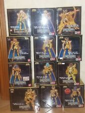 myth cloth ex saint seiya gold 12 gold saint lotto NUOVI prima stampa