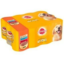 Pedigree Mixed Selection in Jelly Tinned Dog Food - Pack of 12 x 385g