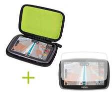 "6"" Navigation Shock Resistant Case + Screen Protector - TomTom GO 6100 6000 600"
