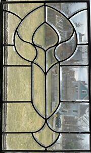 Beveled Glass Window