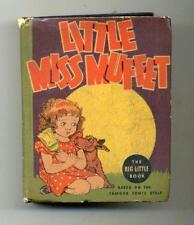 Little Miss Muffet    Big Little Book     1936      Whitman