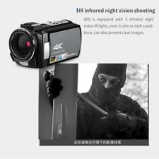 3.0 inch HDR-AE8 4K Touch Screen 16X WIFI Digital Video Camera Night Vision US