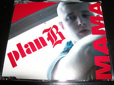 Plan B Mama Rare Australian Promo CD Single