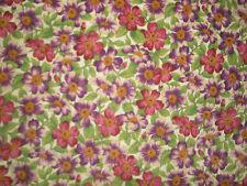 Hoffman Prairie Flowers #A616 Quilt Fabric