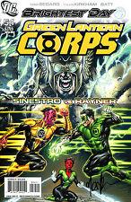 Green Lantern Corps #54 Signed By Artist Tyler Kirkham