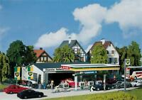 Faller Petrol Station and Service Bay 130345 HO & OO Scale