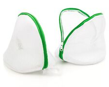 LOOPSLIVING BRA MESH WASH BAG LAUNDRY 2 PACK SET CUP SIZE A B C D EXTRA LARGE