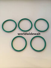 5pcs 100mm x 3.5mm Thick Industrial Oil Filter Seal Gasket Green Viton O Ring