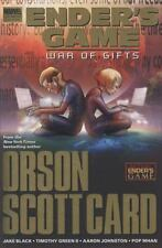 New Marvel Premiere Edition Ender's Game War Of Gifts Orson Card (Hard Cover)
