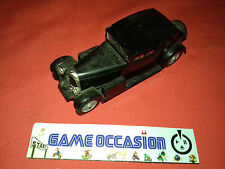 SOLIDO VOISIN CARENE 1934 N°144 NOIRE BLACK CAR METAL VOITURE 1/43