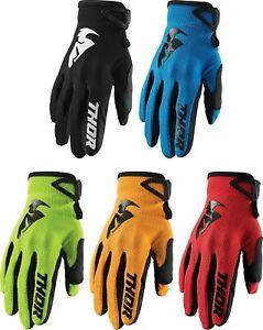 Thor Sector Gloves 2020  Motocross Dirtbike MX ATV Off Road