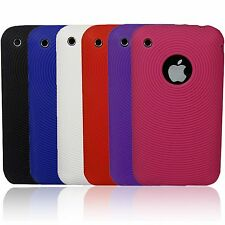 Apple iPhone 3 3G 3GS Silikon TPU Bumper Case Schutzhülle