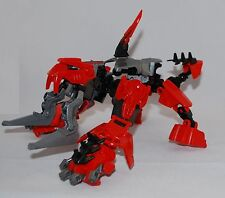 Lego Hero Factory Villain Raw-Jaw (2232) Complete Figure & Free USA Shipping