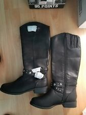 g by guess buckle boots 7.5 nwt