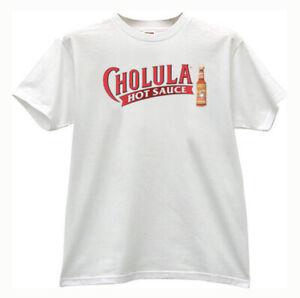 CHOLULA Mexican Hot Sauce T-shirt